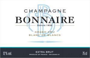 Bonnaire Extra Brut (label)