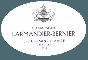 Champagne Larmandier-Bernier – Les Chemins D'Avize
